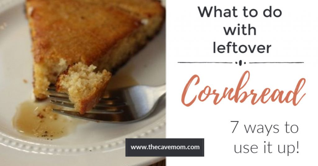 7 ways to use up leftover cornbread